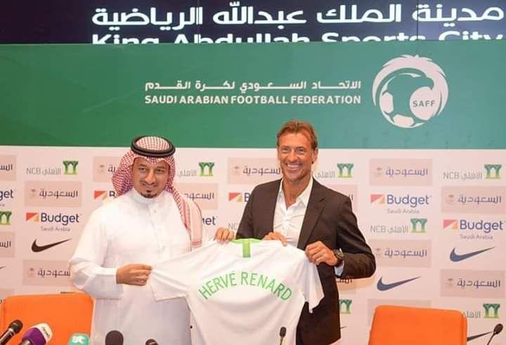 """رونار يحدد أهدافه المستقبلية مع منتخب """"الخضر"""""""