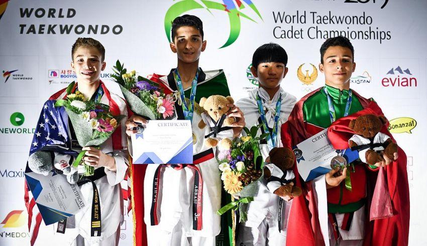 المغرب ينتزع ميدالية برونزية في بطولة العالم للتايكوندو