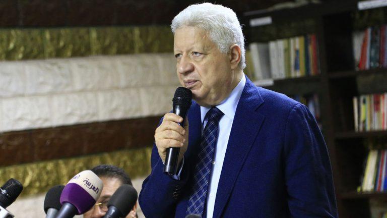 مرتضى منصور مهدد بالعقوبة.. وعزل السكرتير المساعد للكاف
