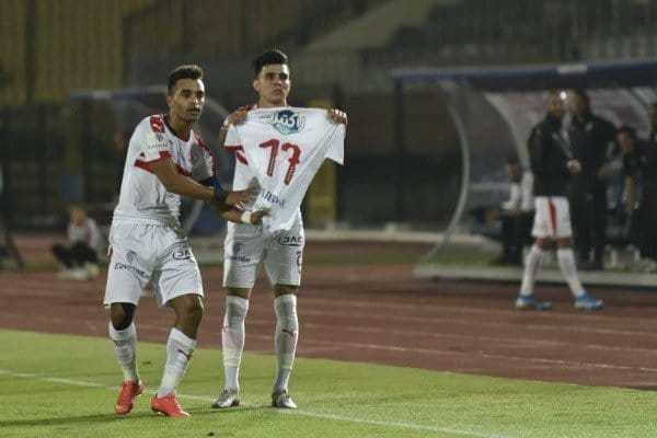 شاهد.. هدف بنشرقي الأول في الدوري المصري