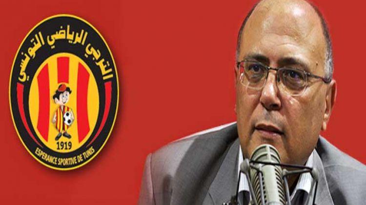 رئيس اللجنة القانونية للترجي: الجلسة دارت باللغة الإنجليزية وهو ما لم نتعود عليه!
