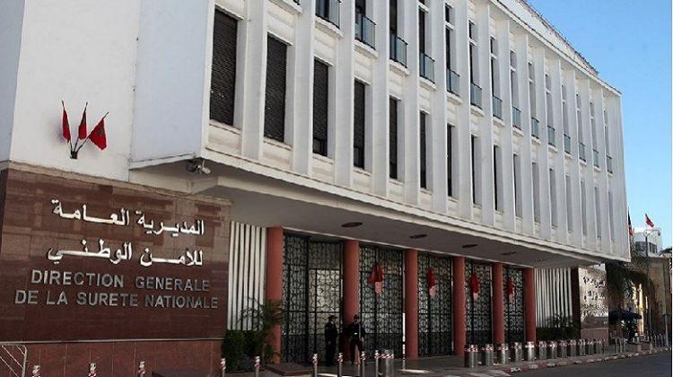 بلاغ المديرية العامة للأمن الوطني بخصوص قضية ممثل مغربي